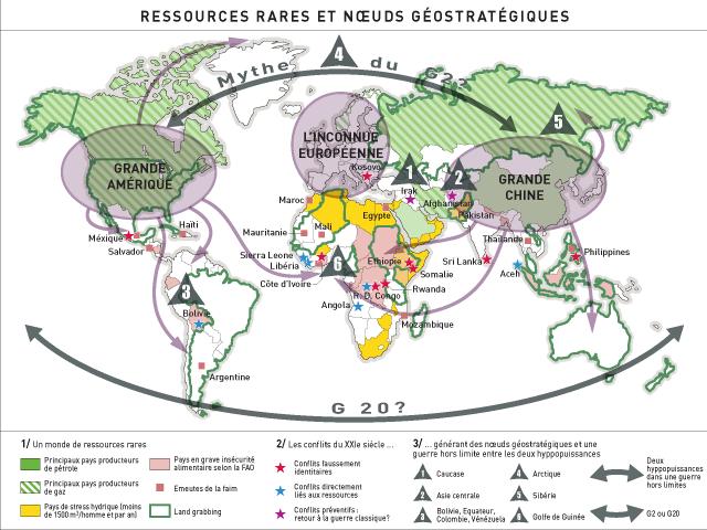 Geostratégie mondiale