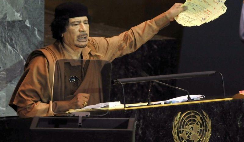 Khaddafi Onu