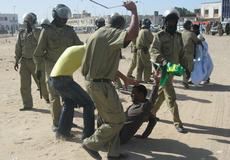 Un jeune tabassé par la police